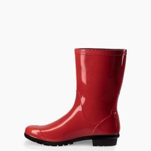 New UGG Rainboots Size 11